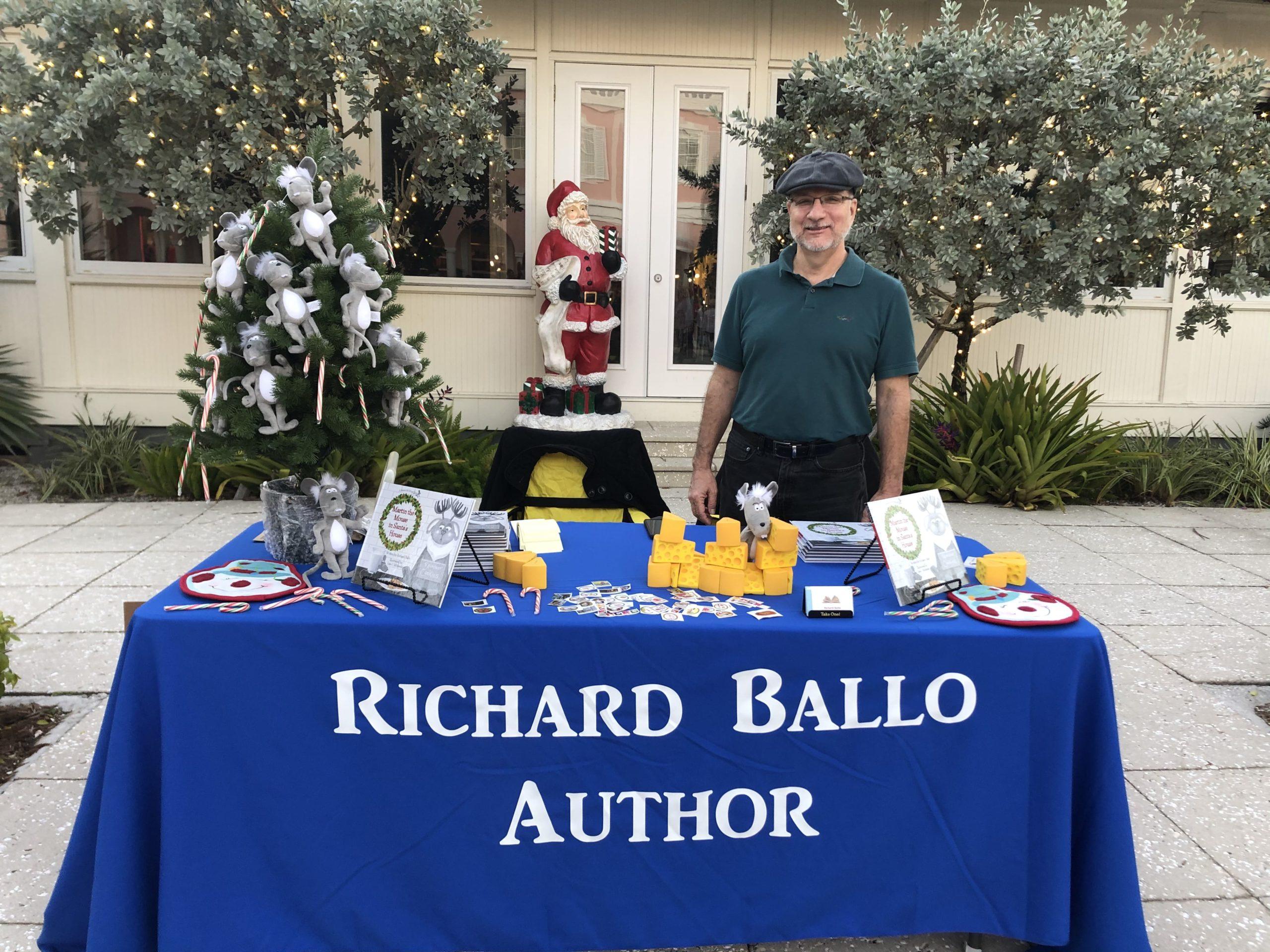 42nd Christmas on Third Richard Ballo Martin the Mouse 006