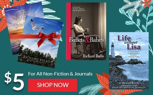 December Book Sale $5 - Shop Now