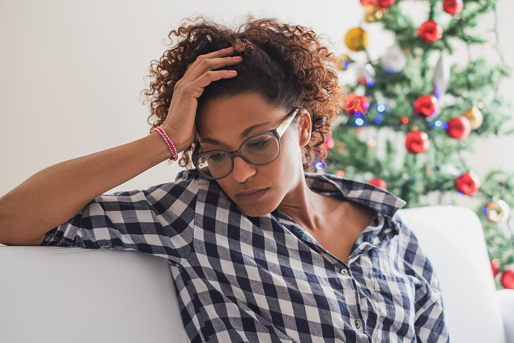 Getting Through the Holidays after a Loss by Richard Ballo