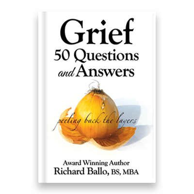 Grief - 50 Questions and Answers Now Available
