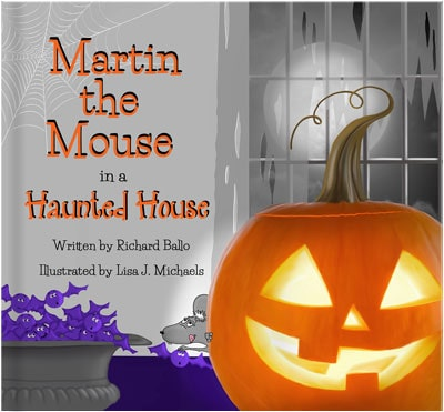 Reserve Your Copy of Martin the Mouse in a Haunted House