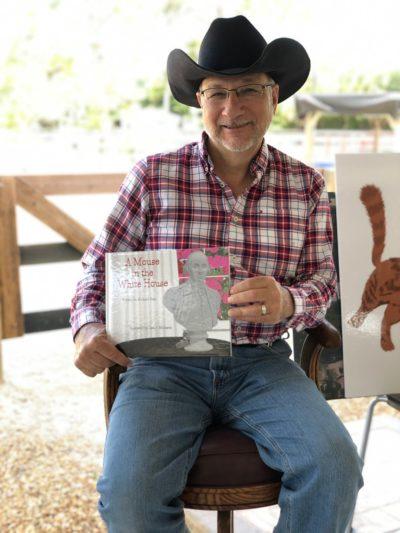 Richard Ballo at Horse Tales 002