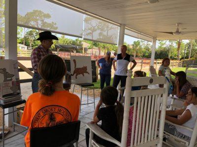 Richard Ballo at Horse Tales 003