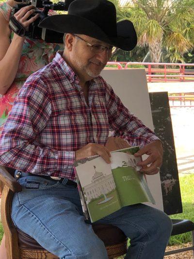 Richard Ballo at Horse Tales 005
