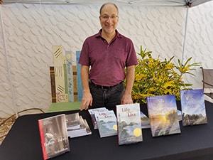 Richard Ballo author Book Signing