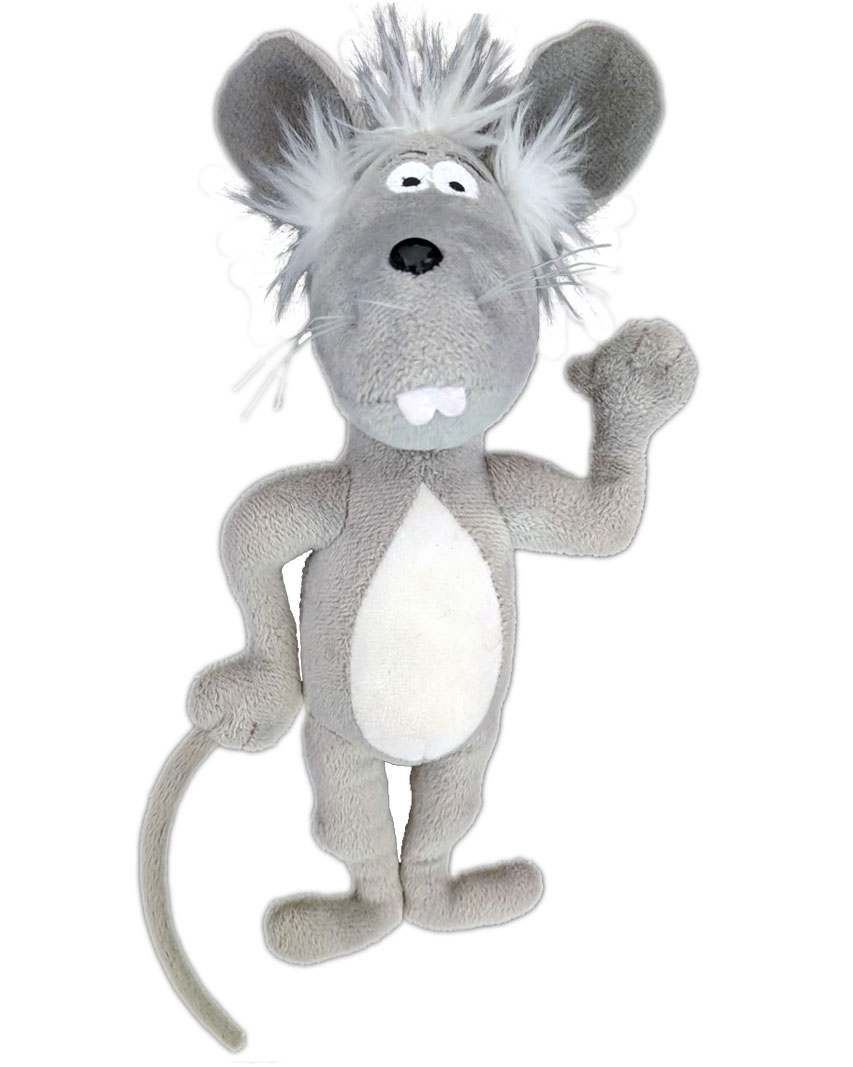 Martin the Mouse Plush Toy